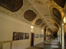 National Library of the Czech Republic — Klementinum - Exhibition Corridor on Ground Floor (Entrance A)