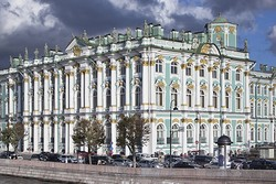 The State Hermitage Museum [St Petersburg]