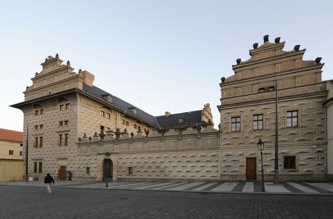 National Gallery Prague — Schwarzenberg Palace