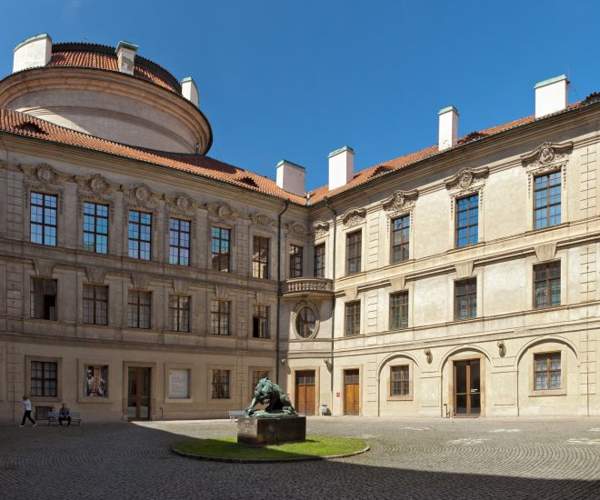 National Gallery Prague — Sternberg Palace