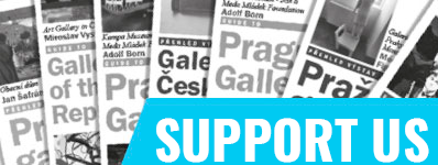 I donate to support Editorial Staff ceskegalerie.cz